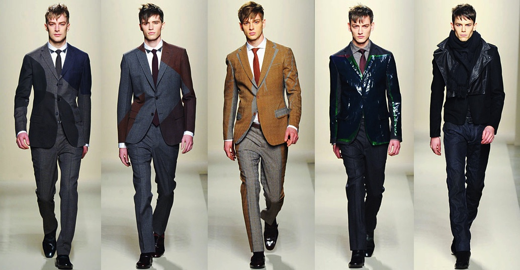 Fashion- forward- suits